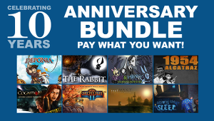 MacGameStore - 10 Years Anniversary Bundle