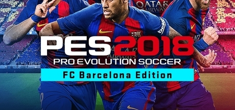 Pro Evolution Soccer 2018: FC Barcelona Edition - [R G Mechanics]