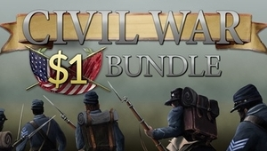 Fanatical - Civil War Dollar Bundle
