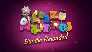 Fanatical - Crazy Machines Bundle Reloaded
