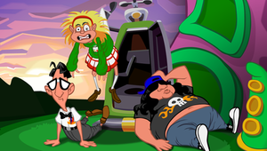 GOG Daily Deal - Day of the Tentacle Remastered