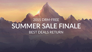 Gog.com - The 2015 DRM-Free Summer Sale 48-hour Finale