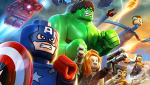 Steam Daily Deal - LEGO Marvel Franchise