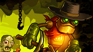 Steam Daily Deal - SteamWorld Dig
