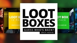 Green Man Gaming - Level Loot Boxes