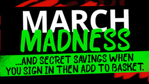Green Man Gaming - March Madness #2