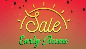 Green Man Gaming - Summer Sale (Early Access)