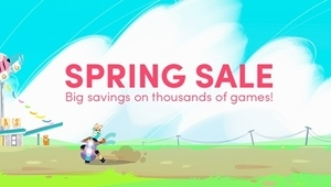 The Humble Store - Spring Sale 2017: Deep Silver, Focus Home Interactive, Ubisoft games