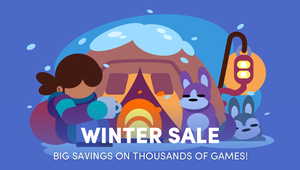 The Humble Store - Winter Sale 2018 #4 (Deep Silver, THQ Nordic games)