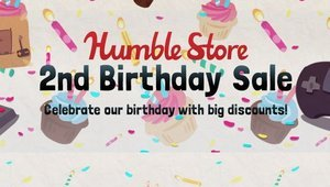 Humble Store - 2nd birthday sale