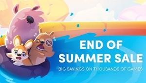 The Humble Store - End of Summer Sale: Encore