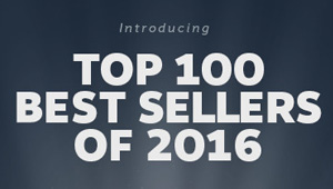 Top 100 Best Sellers of 2016 on Steam