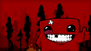 Steam Daily Deal - Super Meat Boy