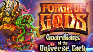 Claim a FREE Steam key for Forge of Gods: Guardians of the Universe Pack