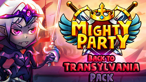 Claim a FREE Steam key for Mighty Party: Back to Transylvania