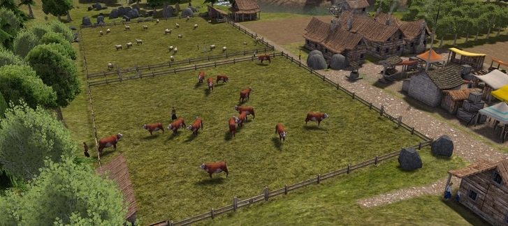 Steam Daily Deal - Banished