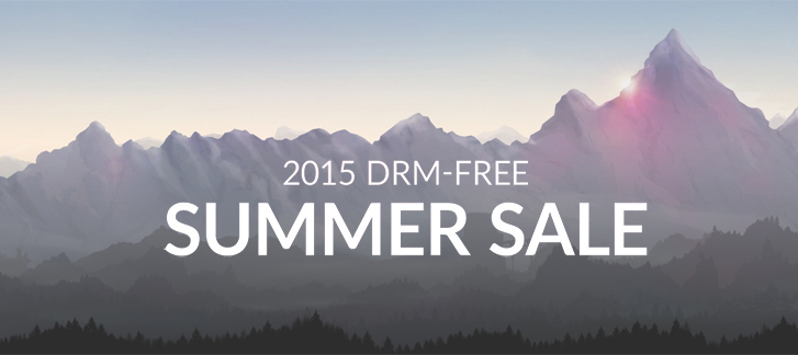GOG.com - 2015 DRM-Free Summer Sale Day 14