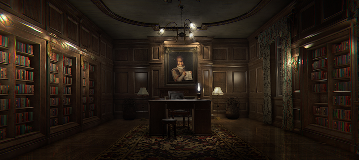 Claim a FREE Steam copy of Layers of Fear