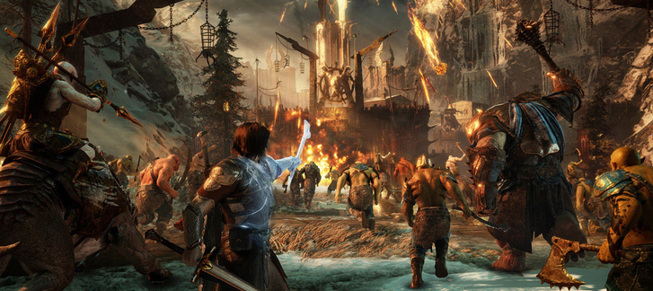 Fanatical Star Deal - Middle-earth: Shadow of War