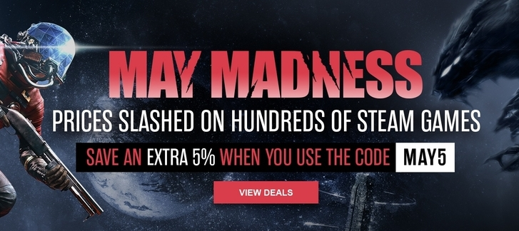 Bundle Stars Store - May Madness