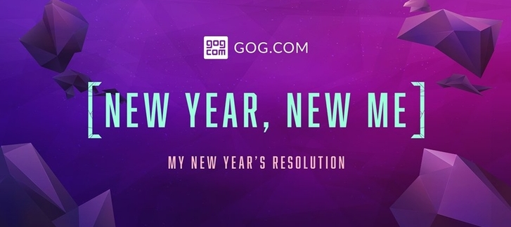GOG - New Year's Resolutions Sale (Day 2)