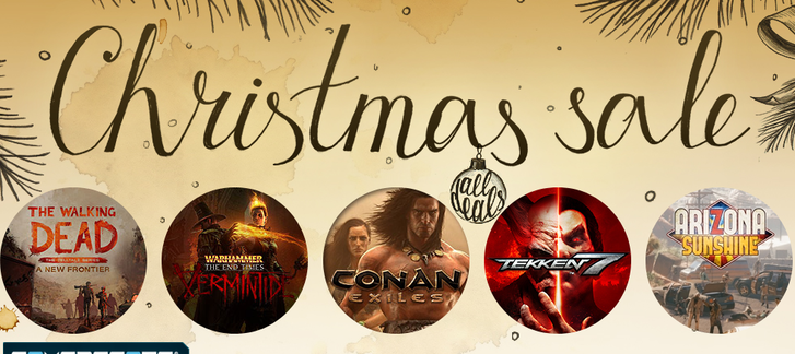 Christmas sale on GamersGate - Part 2