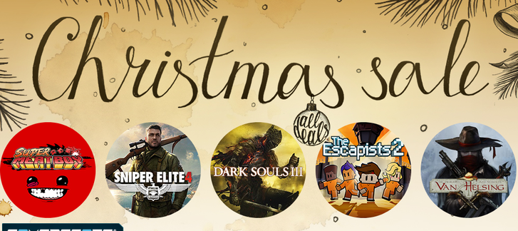 Christmas sale on GamersGate - Part 3