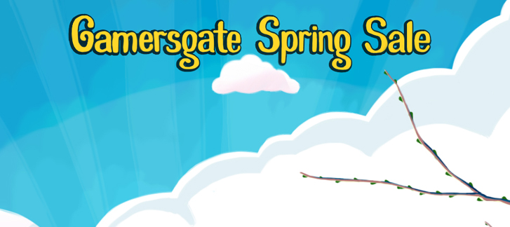 GamersGate - Spring Sale 2018 Part 1: Rebellion, Techland, Unreal games and more!
