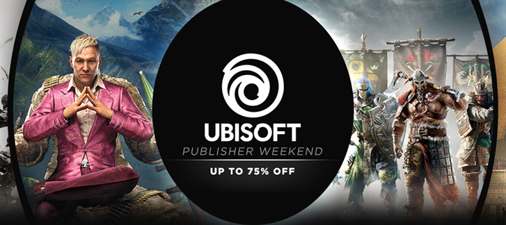 Steam - Ubisoft Publisher Weekend