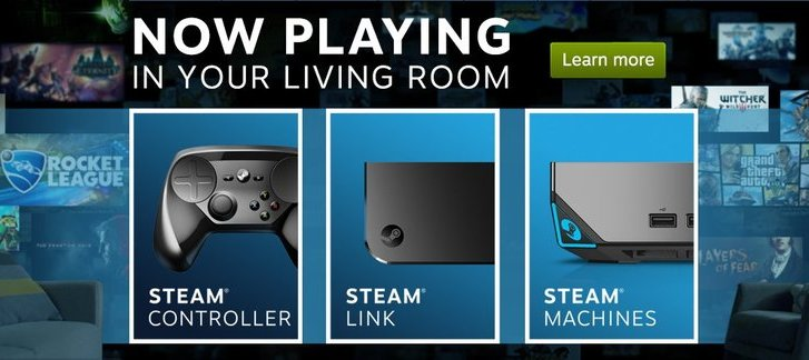 Steam Midweek Madness - Play These Games With Steam Machines