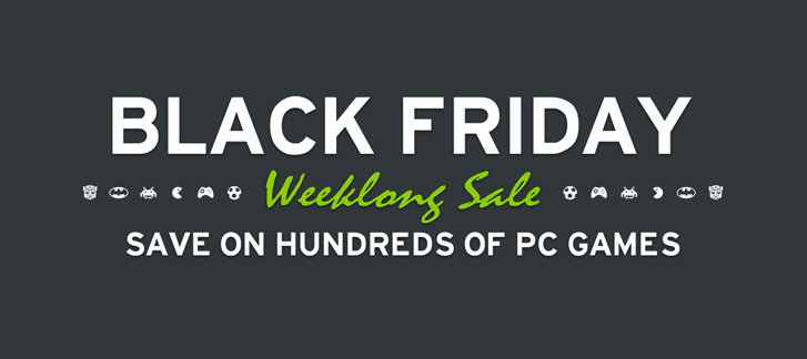 WinGameStore - Black Friday Sale 2017