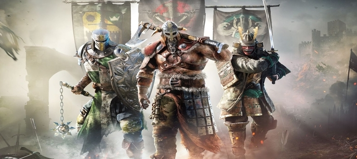 Try out For Honor for FREE