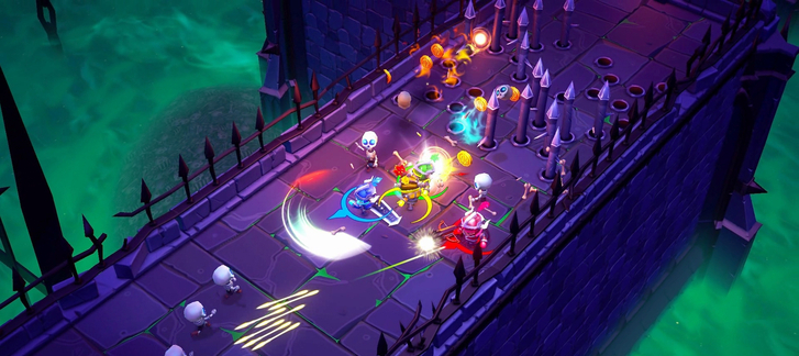 Claim a FREE Microsoft Store copy of Super Dungeon Bros
