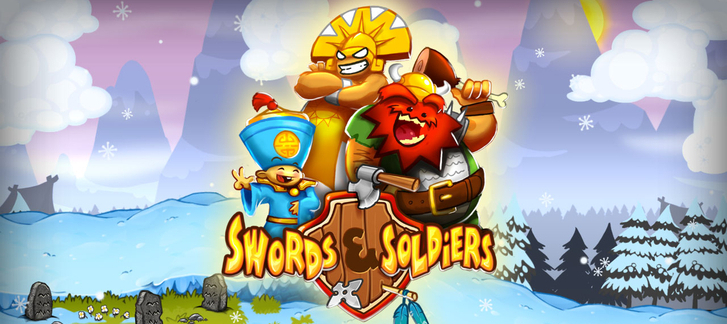 Claim a FREE Steam copy of Swords and Soldiers HD
