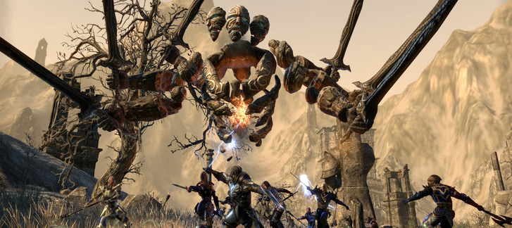 Play for FREE on Steam - The Elder Scrolls Online: Tamriel Unlimited